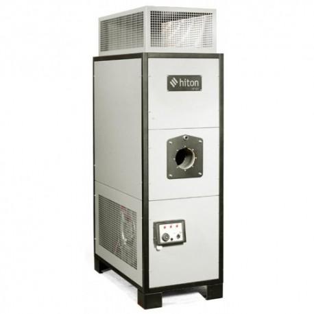 PROTON typ HP 130 GU Nagrzewnica 130 kW + Palnik GIERSCH