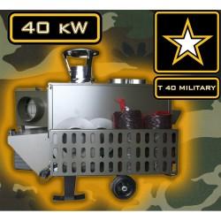Nagrzewnica wojskowa T 40 Military 40 kW
