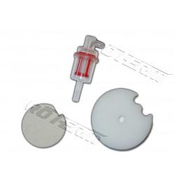 kompletny Zestaw filtrów do nagrzewnic olejowych SIAL KONGSKILDE AXE Munters