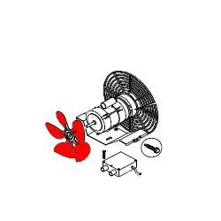 Wiatrak wentylator - 20200023