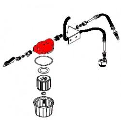 Korpus filtr olejowego - 20650003