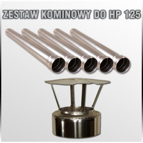 Zestaw kominowy Nr.2 do nagrzewnicy HP 125
