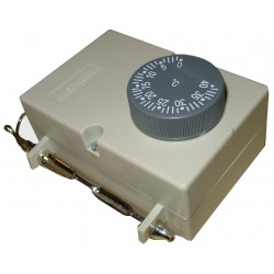 Termostat w obudowie WPR 40 LB