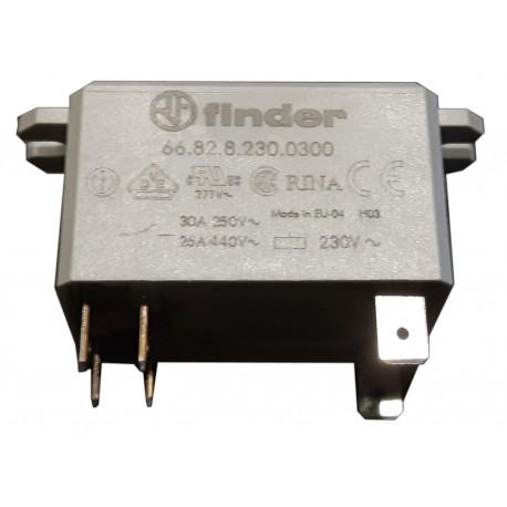 Przekaźnika 230V - 30A/250V ; 25A/440V - 4034.225