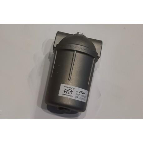 """FAG filtr olei przepracowanych 3/8"""" z podgrzewaczem 100 W 20221"""