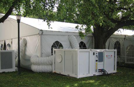 Klimatyzacja na imprezy Warszawa